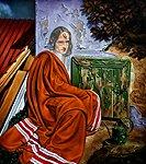 Un recuerdo al Juan Bautista(autorretrato)