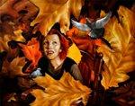 Podzimní snění (alegorie lásky)